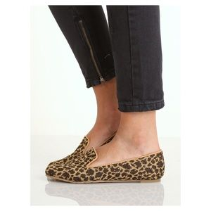 Coconuts by Matisse Lucy Flats Loafer Leopard